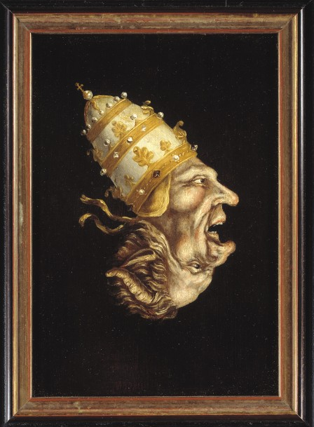 Anonym_Pope-Devil