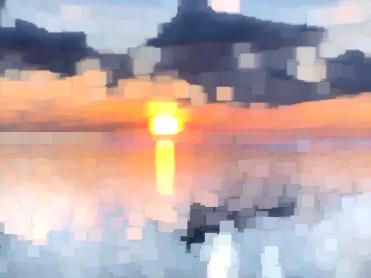 2019-020, Sonnenuntergang Sugar Beach, Entwurf DD